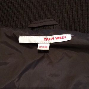 Tally Weijl Jackets & Coats - Tally Weijl Hip Length Zip/Snap Front Vest